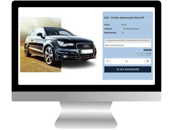 Bilder freistellen für Ihren Online-Shop | hochauflösend