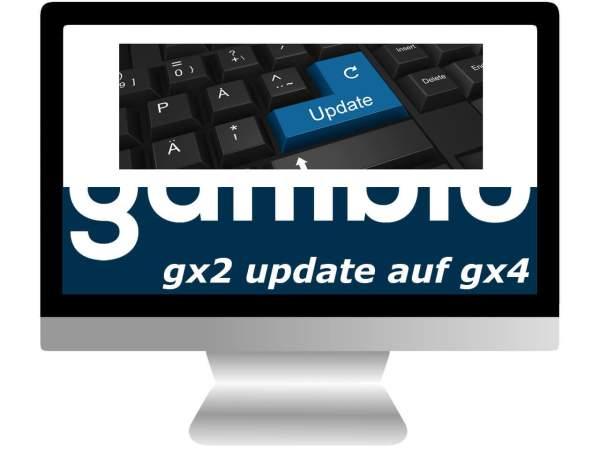 Sorglos Update Paket Gambio GX2