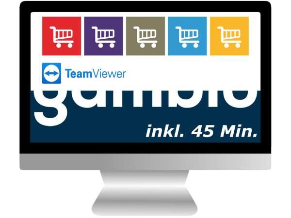 Shop Install 1 | inkl. 45 Min. TeamViewer Hilfe