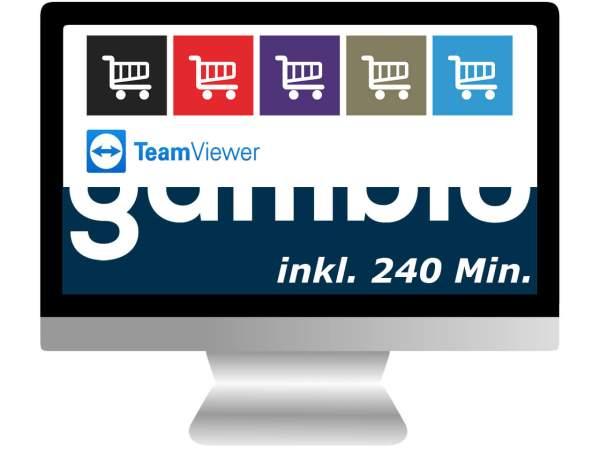 Shop Install 3 | Modul inkl. 240 Min. TeamViewer Hilfe