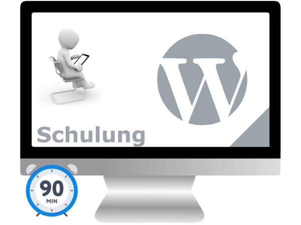WordPress Install | inkl. 90 Min. Schulung