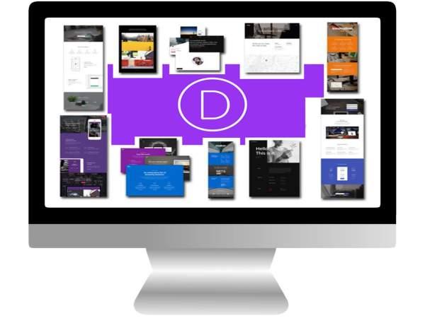 DIVI Theme - über 800 Website-Layouts - Lifetime Access