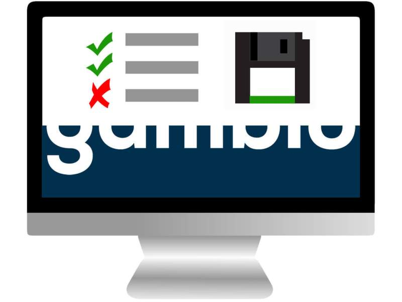 Funktionstest Gambio & Backup